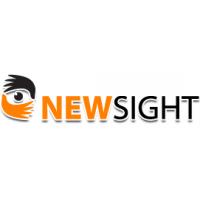 Логотип компании «Нью сайт»