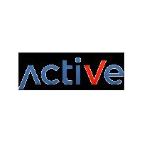 Логотип компании «Active Technologies»