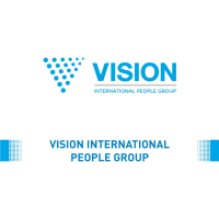 Логотип компании «VISION»