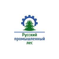 Логотип компании «Русский Промышленный Лес»