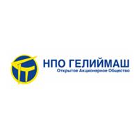 Логотип компании «Гелиймаш»