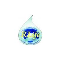 Логотип компании «RLife»