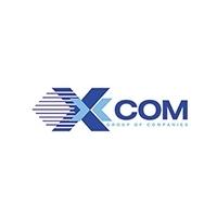 Логотип компании «Икс-Ком.ру»