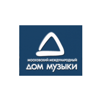 Логотип компании «Московский международный Дом музыки (ММДМ)»