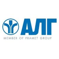 Логотип компании «АЛГ»