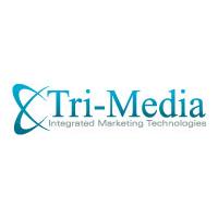 Логотип компании «Tri-Media»