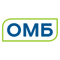 Логотип компании «ОМБ»