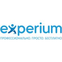 Логотип компании «Experium»
