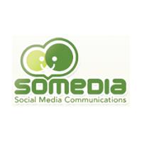 Логотип компании «Somedia»