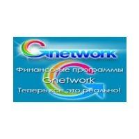 Логотип компании «Gnetwork,»