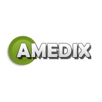 Логотип компании «Amedix»