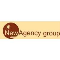 Логотип компании «New Agency group»