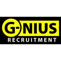 Логотип компании «G-Nius Recruitment»