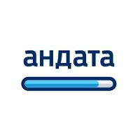 Логотип компании «Андата»