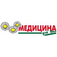 Логотип компании «Медицина для Вас»