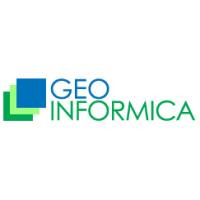 Логотип компании «Геоинформика»