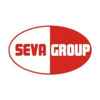 Логотип компании «СЕВА-ГРУПП»