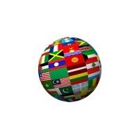 Логотип компании «Центр иностранных языков Per Astra»