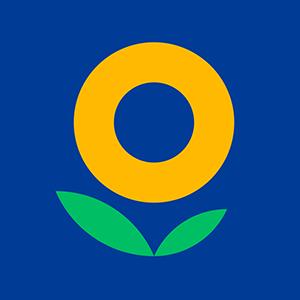Логотип компании «ЛЕНТА»