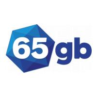 Логотип компании «65Gb Software»