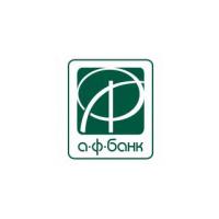Логотип компании «АФ Банк»