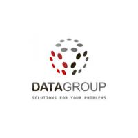 Логотип компании «Data Group»