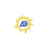 Логотип компании «Астраханьэнерго»