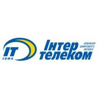 Логотип компании «ИнтерТелеком»