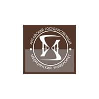 Логотип компании «Алтайский государственный медицинский университет (АГМУ)»