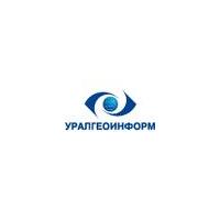 Логотип компании «Уралгеоинформ»