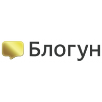 Логотип компании «Блогун»
