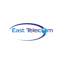 Логотип компании «East Telecom»