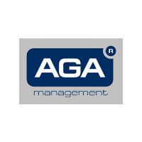 Логотип компании «AGA Management»