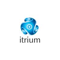 Логотип компании «ИТРИУМ»