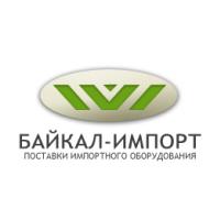 Логотип компании «Байкал-Импорт»