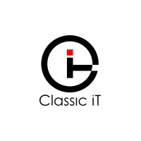 Логотип компании «Classic-IT»