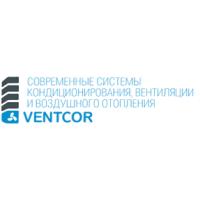 Логотип компании «Венткор»