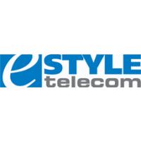 Логотип компании «e-Style Telecom»