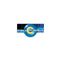 Логотип компании «Электрон-Сервис»