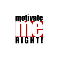 Логотип компании «Motivate me right!»