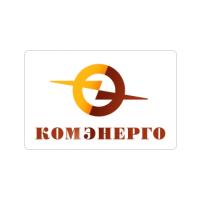Логотип компании «Комэнерго»