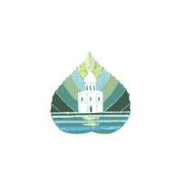 """Логотип компании «Управляющая Компания  ТРТ """"Лесная Венеция""""»"""