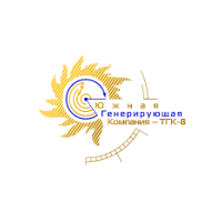 Логотип компании «Южная генерирующая компания ТГК-8»