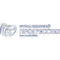Логотип компании «Прогресстех»