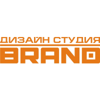 """Логотип компании «Дизайн студия """"BRAND""""»"""
