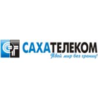 Логотип компании «Сахателеком»