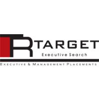 Логотип компании «Target Recruitment»