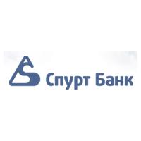 Логотип компании «Банк Спурт»