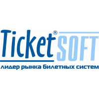 Логотип компании «Ticket Soft (Тикет Софт)»