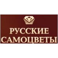 Логотип компании «Русские самоцветы»